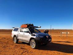 Testing JB Caravans' latest model at Jacobs Well - Creek To Coast