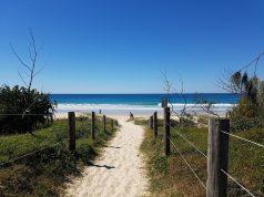 Coolum Beach, Sunshine Coast.